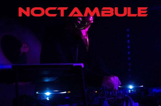 noctambule : DJ prestation PRO