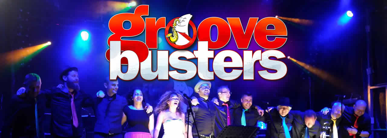 GROOVEBUSTERS BAND