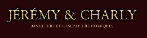 JÉRÉMY ET CHARLY : Spectacle de cirque pour une soirée