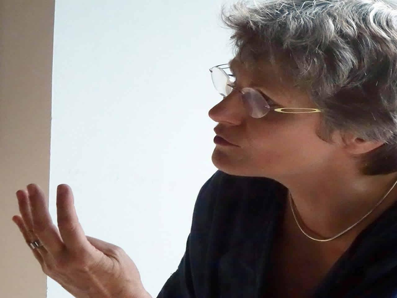 SYLIVE DE BERG : Un conteur professionnel à un mariage