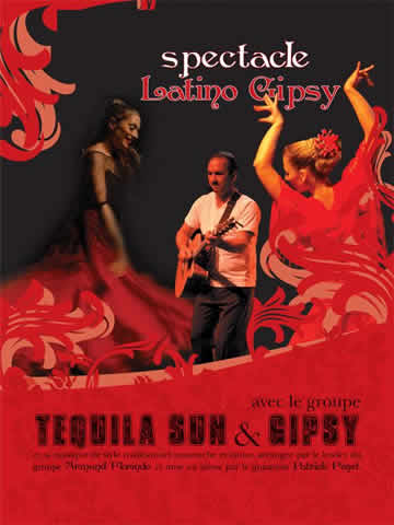 Formation tequila sun et gipsy