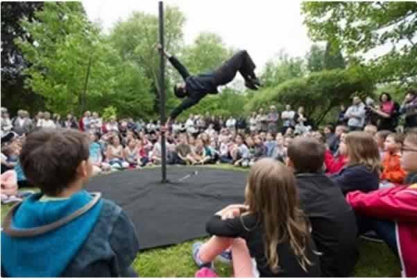 COMPAGNIE BAM : Offrez-vous un spectacle de cirque