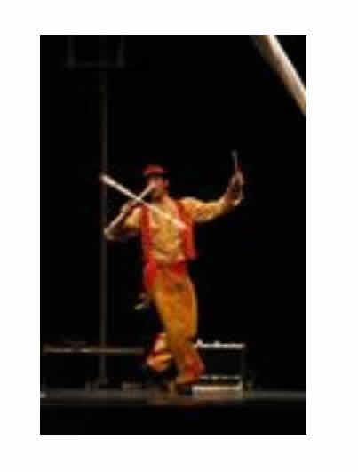 Cirque VOLTEFACE : spectacles,animations,ateliers de cirque