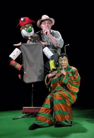 MIMI LA CHENILLE : Un spectacle pour enfants idéals