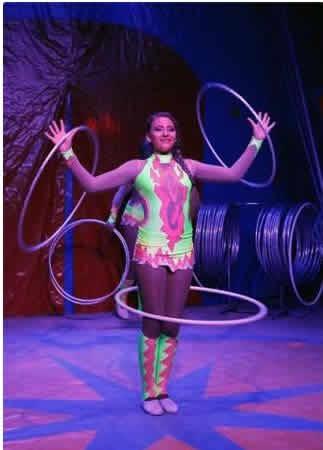 PISTE CIRCUS : Cirque, fête de village, festival