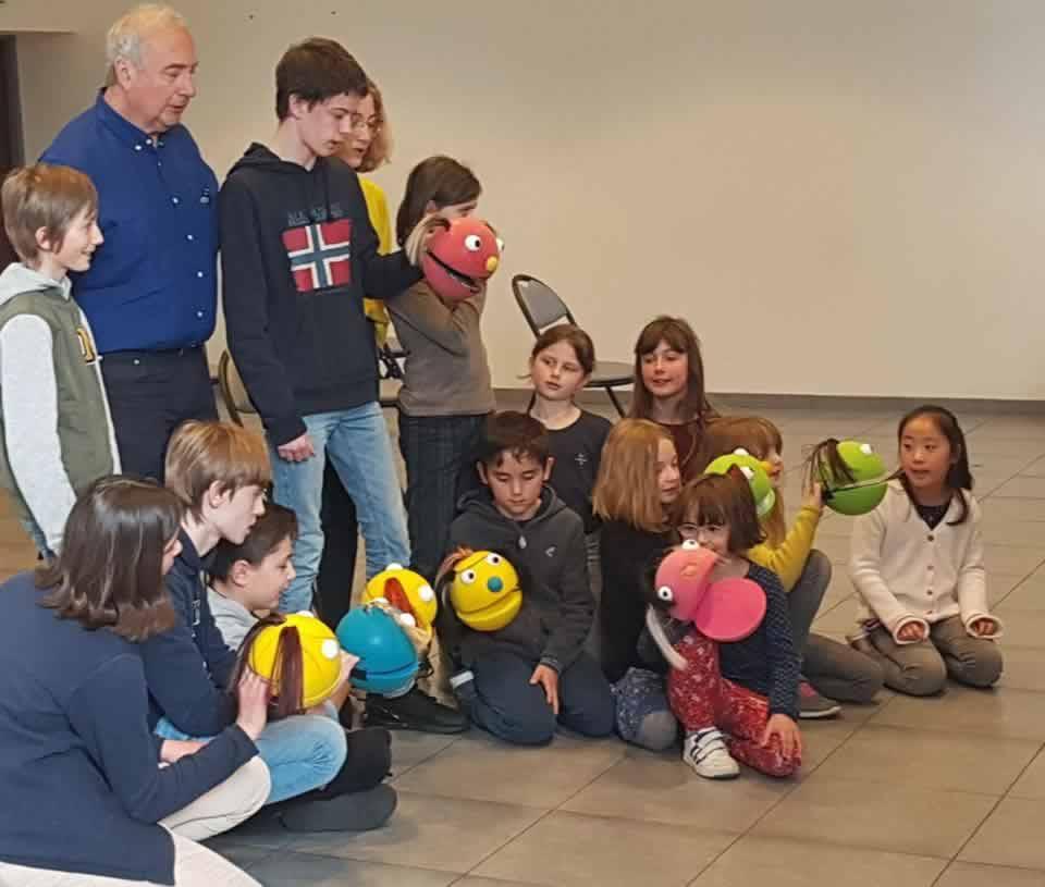 LA MANIVELLE THÉÂTRE : Spectacle pour enfants de qualité