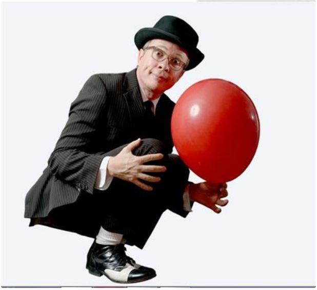 CIE ROLAND ZEE : Clown pour la joie de vos invités