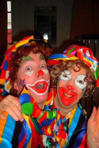 Nos Amis les Clowns : Spectacle jeune public ,interactif