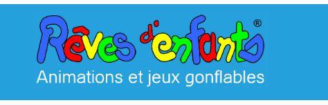 Rêves d'enfants : Location de structures gonflables
