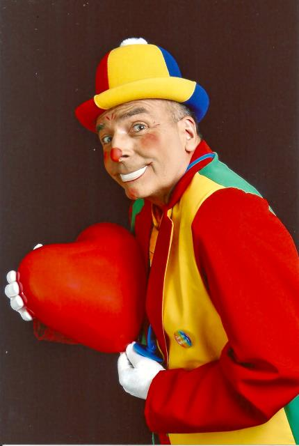 clown KINOU : Clown-Magicien