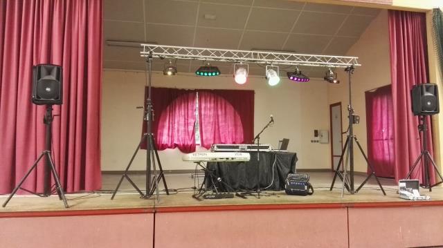 GF Evènementiel  : DJ, musicien, location de matériel, sono