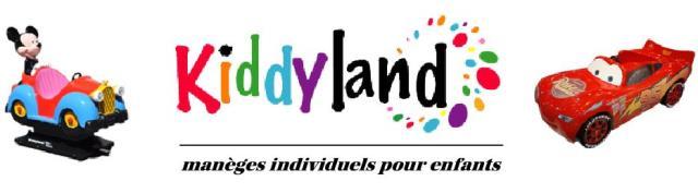 Kiddyland : Choisissez parmi des manèges en location
