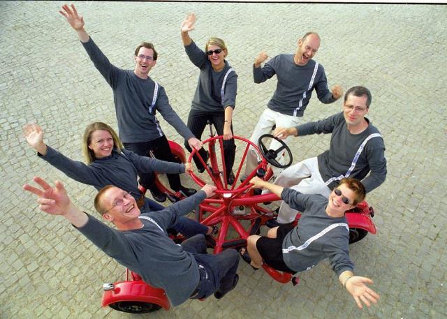 La Villersoise : Une gamme de location de kart à pédales