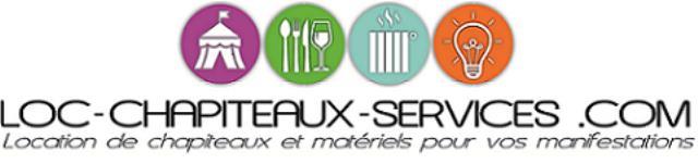 LOC-CHAPITEAUX-SERVICES : location de matériel pour vos réceptions