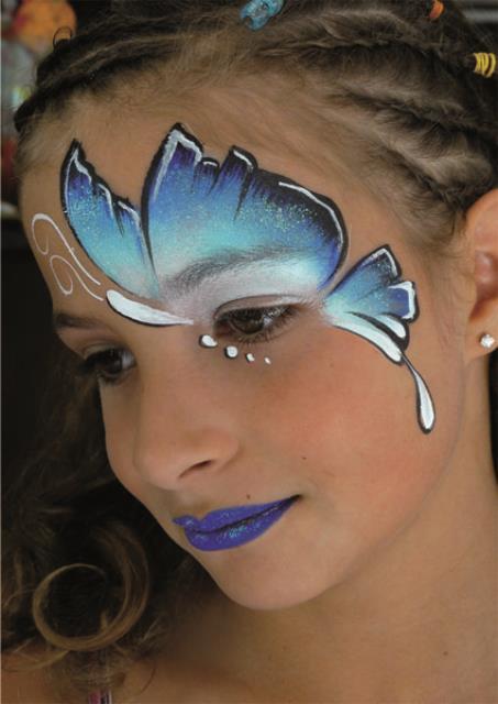 SEGOLAND : maquillage d'exception pour enfant