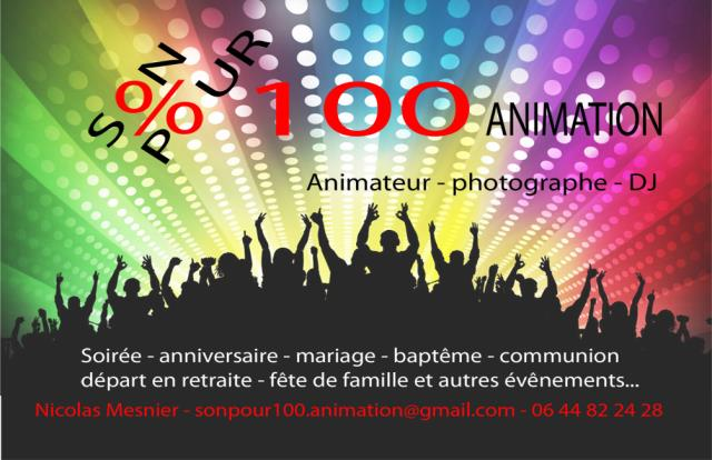 SonPour100 Animation