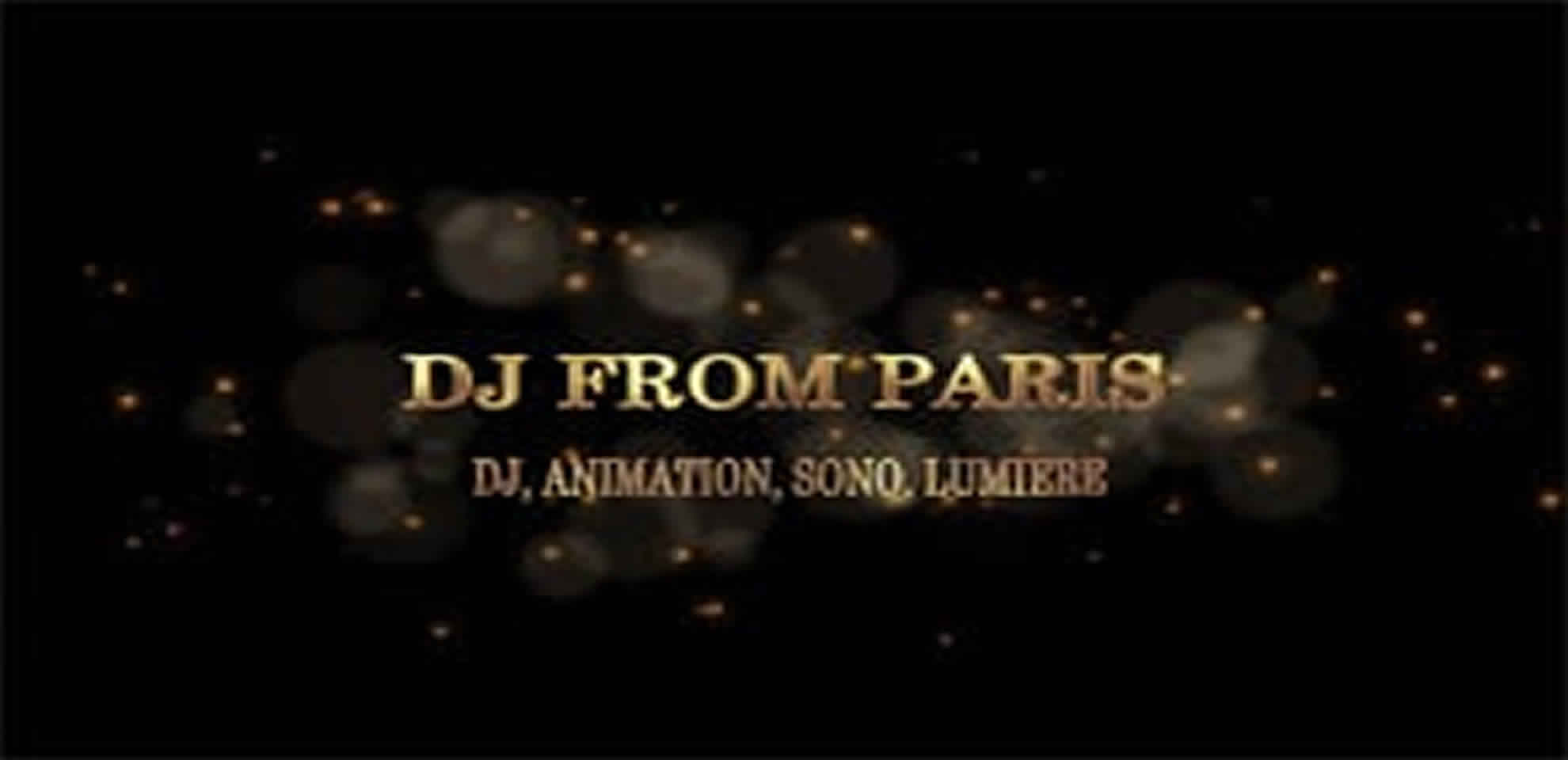 DJ FROM PARIS