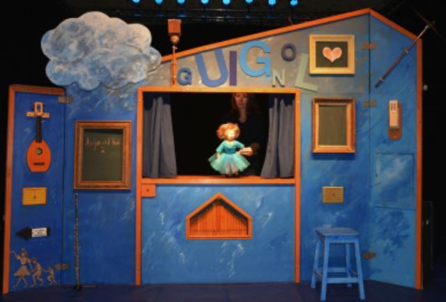 Compagnie des Châteaux de Sable : Un théâtre de guignol pour les enfants