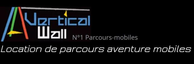 Vertical Wall : Parcours aventure et accrobranche mobile
