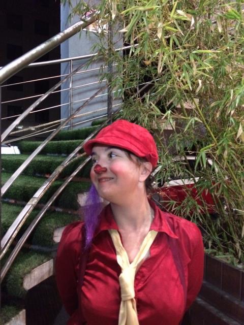 Blanche bartonne : Spectacle enfants et sculpteur de ballons