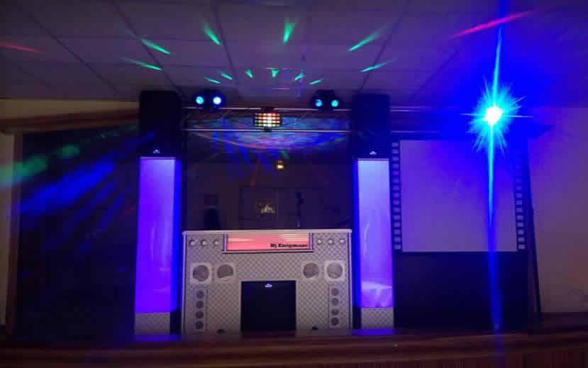 DJ Enigmarc : Animation Sonorisation DJ