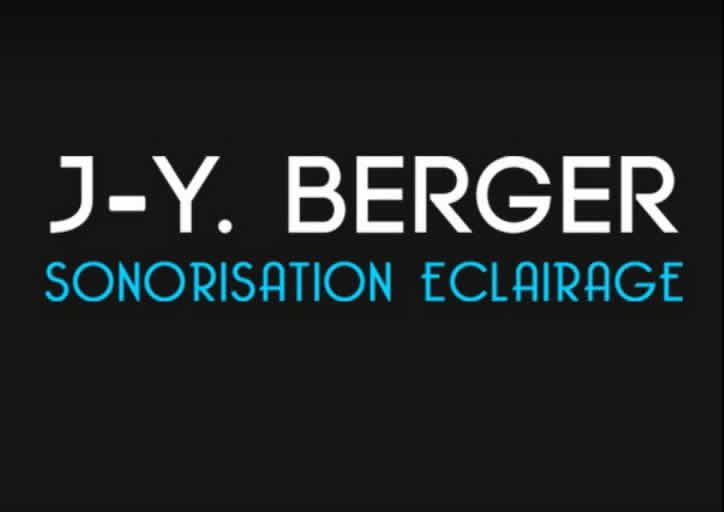 Jean-Yves Berger Sonorisation Eclairage