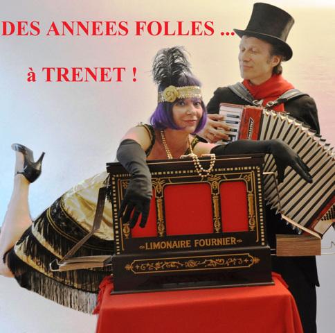 Rendez Vous au Refrain !  : Orgue de Barbarie et accordéon