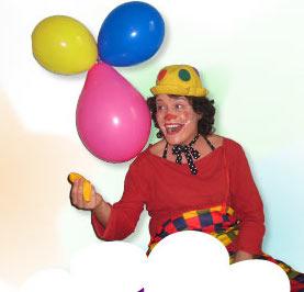 clown caramelle : Une journée inoubliable pour vos enfants