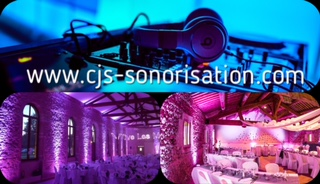 CJS SONORISATION : Dj animateur professionnel