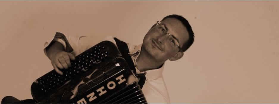 Romain DUPUIS : Accordéoniste, Bandonéiste, Orchestre