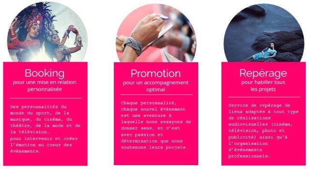 Pinksun Agency : Soutien l'Art et son expression