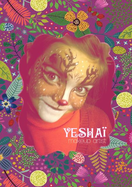 Yeshaï : Maquillage artistique - face painting