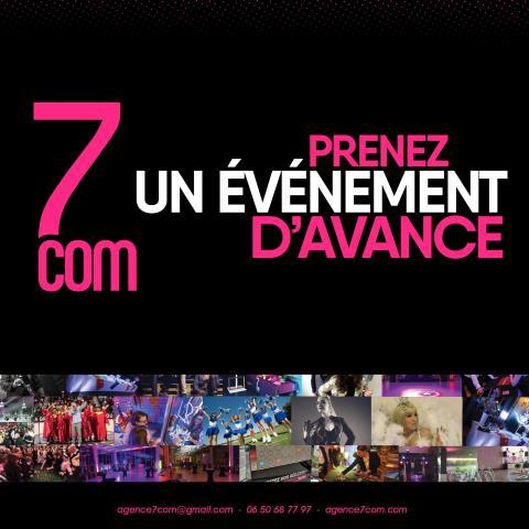 Agence évènementielle 7COM : Organisation de vos évènements