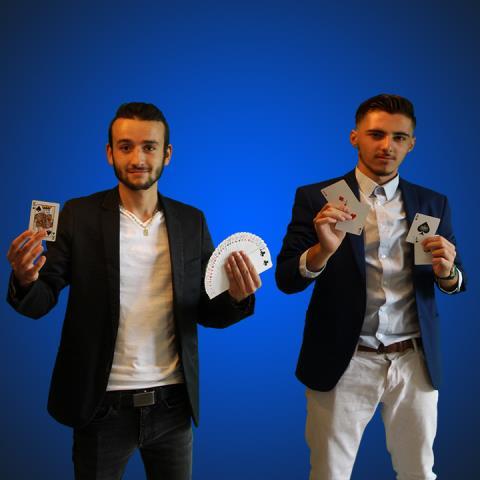 AuriMagie : Deux magiciens, c'est mieux !