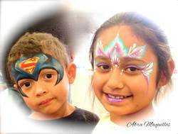 abra maquillos : Maquillage Enfant Body Painting Tatouage