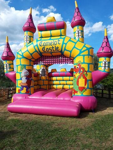 Succès & Génération : Location de trampoline et jeux gonflables