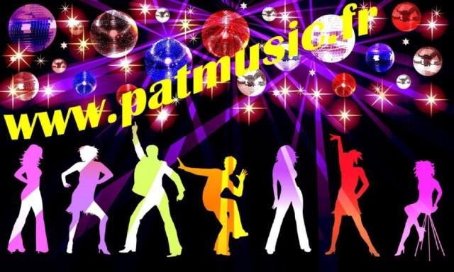 DJ PATMUSIC : DJ PATMUSIC votre créateur d'ambiance