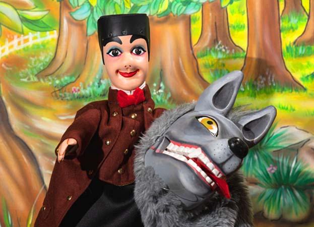L'univers des Marionnettes : Nouveau spectacle traditionnel Guignol