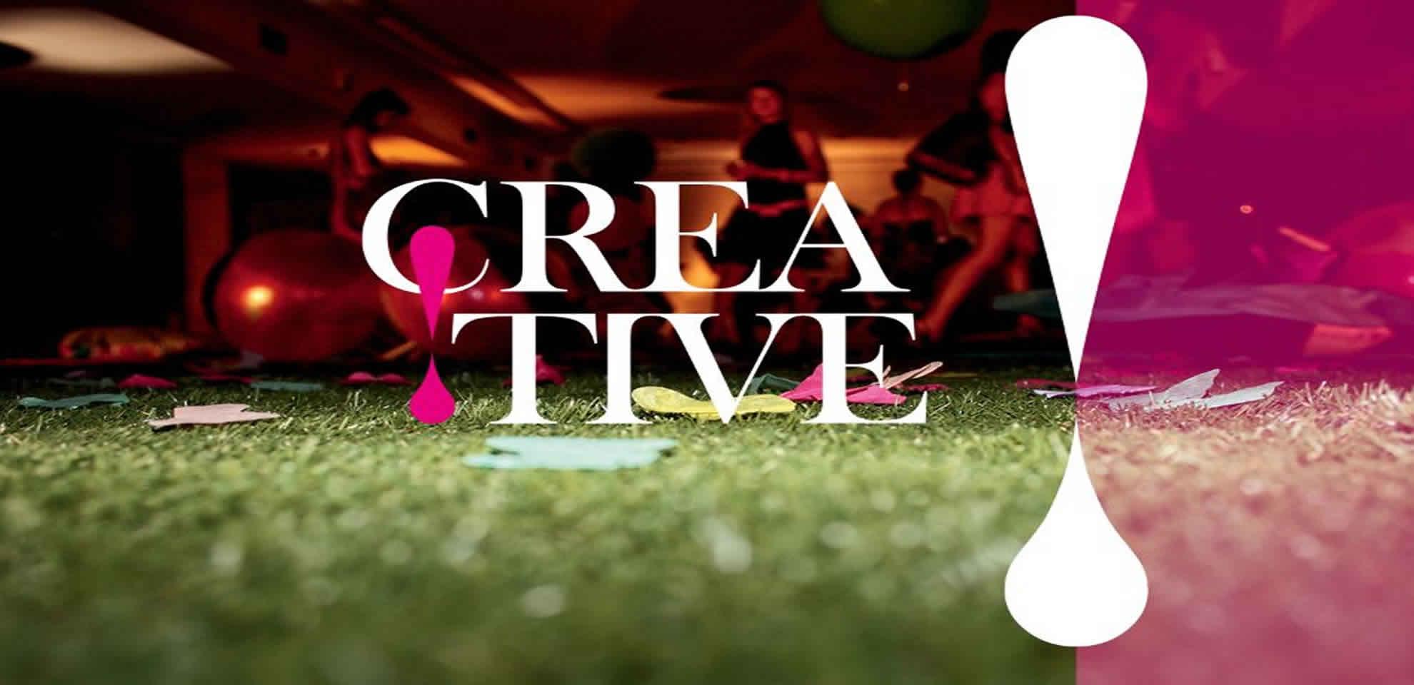 CREA-TIVE : Être formé par l'événement !