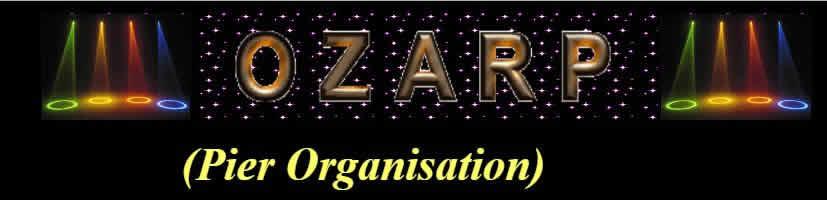 Pier Organisation Ozarp : Orchestre de variété féria, mariage...