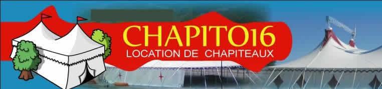 chapito : Chapiteaux et spectacle enfants