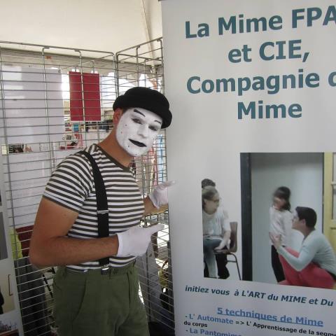 Mime fpao  : L'art français