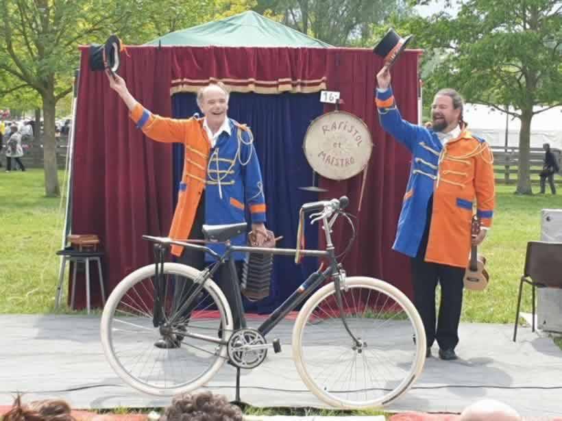 RAFISTOL : Spectacle enfants et Humoriste