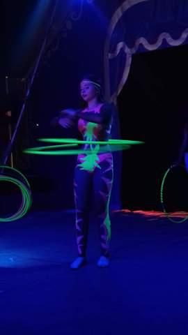 Cécilia : Spectacle de cirque pour tout événement