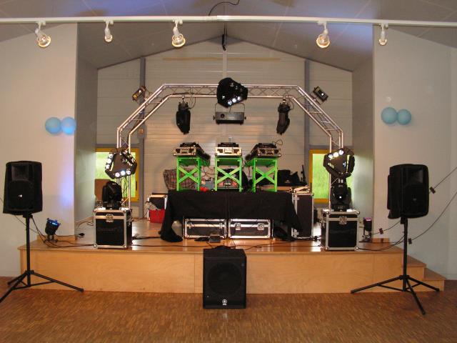 DJ pierrot39 : DJ Animateur, musicien, décoration