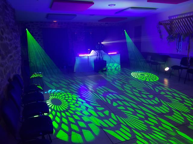 sono disco night : dj animateur de vos soirée