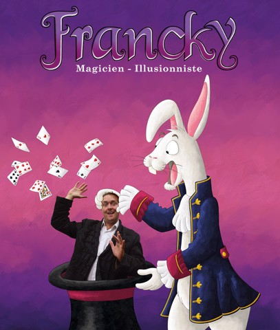 Francky le Magicien : Magicien pour vos evenements