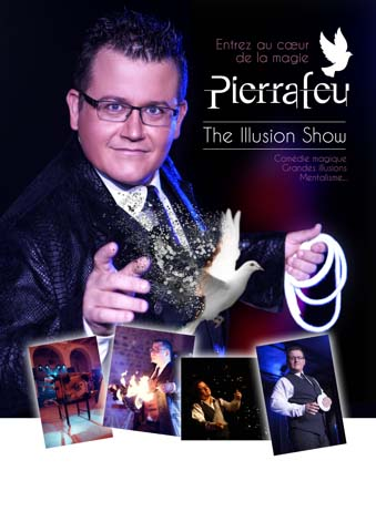 Pierrafeu Magic show
