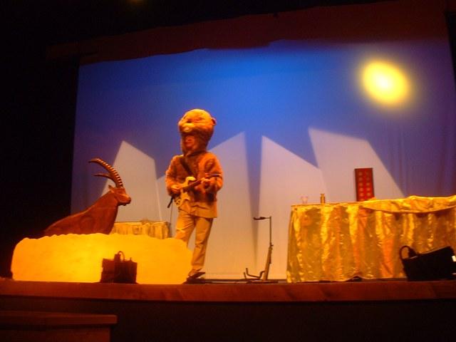 Thierry Midi : Spectacles écolos musicaux rigolos