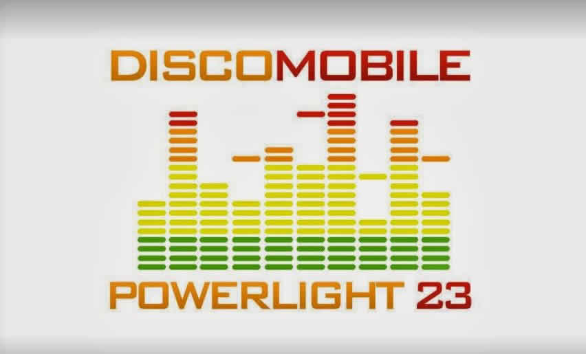 POWER LIGHT 23 : Disco Mobile